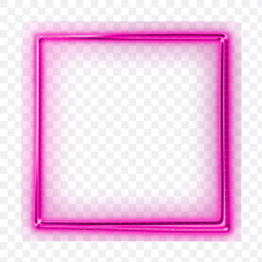 neon square