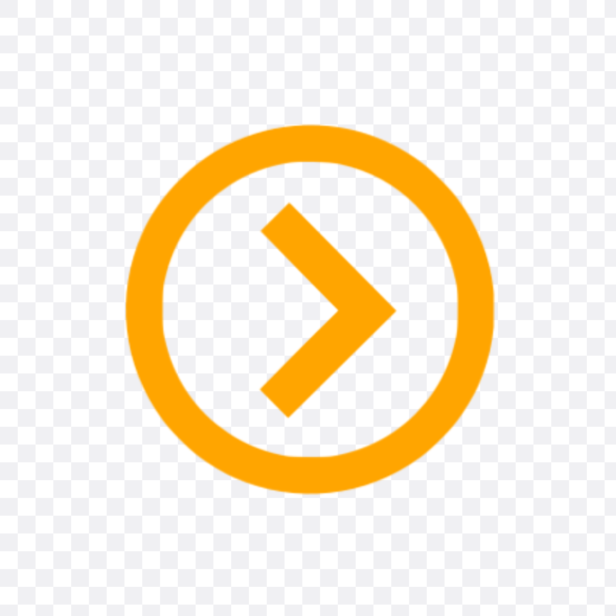 orange arrow icon