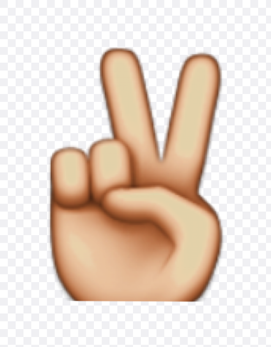 peace emoji