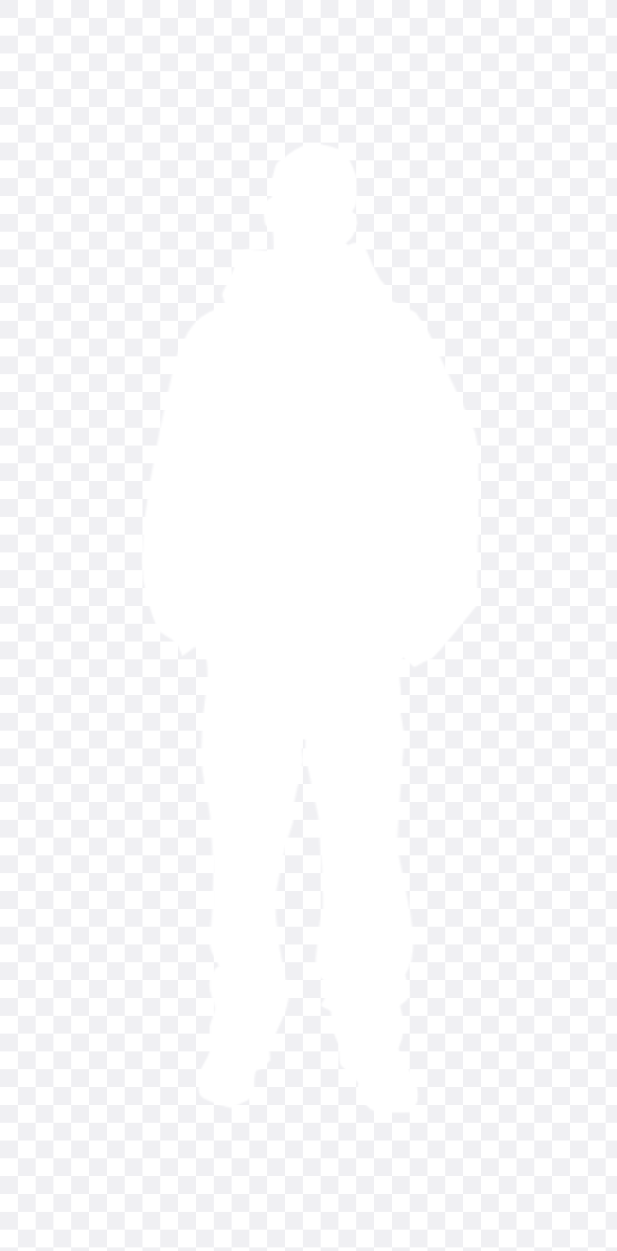 person outline