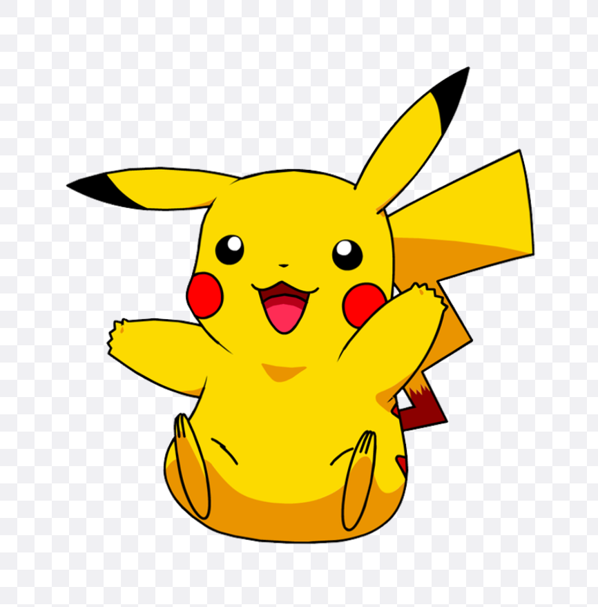 pikachu transparent