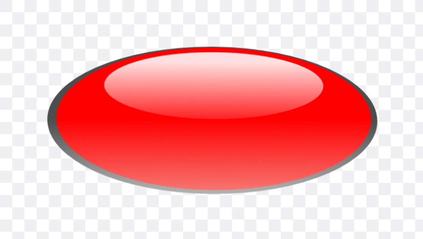red oval